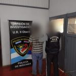 Detuvieron a un joven acusado de robar rollos de cables de un secadero de yerba en Campo Ramón