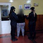 Detuvieron a una joven acusada de provocar el incendio de una vivienda