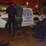 Detuvieron a un joven e incautaron herramientas en Oberá