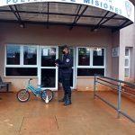 Se recuperó una bicicleta robada en el barrio 180 viviendas de Oberá