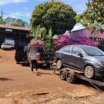 Recuperaron otro vehículo robado en Buenos Aires