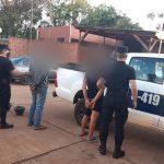 Dos detenidos por el robo en una obra en construcción en Oberá