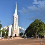 Destacan la puesta en valor del edificio de la Catedral de Oberá