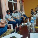 Concejales de Guaraní y Oberá conformaron comisión de seguimiento para el Parque Industrial