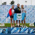 Benítez y Caso destacados en el Campeonato Nacional de Atletismo