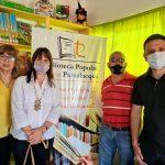 Aniversario de la biblioteca Dra. Teresa Morchio de Passalacqua