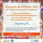 Concurso de Vidrieras para casas y comercios