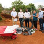 Entregaron maquinarias e insumos a huertas comunitarias de Oberá