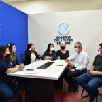 Estudiante de LSA realiza prácticas profesionales