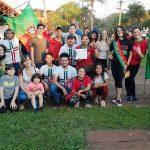 Fin de semana de juegos y camaradería en el Parque de las Naciones