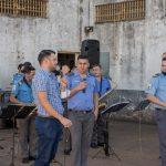 Música en vivo para culminar actividades culturales en la Unidad Penal de Oberá