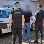 Detuvieron a un hombre por agredir y amenazar a su ex pareja en Oberá