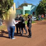 El Concejo Deliberante de Guaraní entregó placas recordatorias a la familia del Sargento de Policía Daniel Beltran