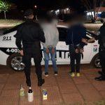 Prevención: dos jóvenes fueron detenidos y una motocicleta retenida en los Operativos Policiales