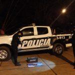 Recuperaron la batería de un camión robado en Campo Viera