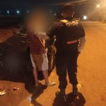 Un hombre fue detenido por conducir un automóvil alcoholizado