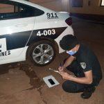 Recuperaron un celular robado y demoraron al presunto autor