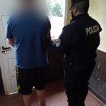 Amenazó de muerte a un vecino con un machete y terminó detenido en Guaraní