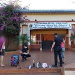 Recuperaron elementos robados en el barrio Kleiven y detuvieron a los presuntos autores