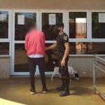 Detuvieron a otro implicado en el robo al Club Ex Alumnos 185