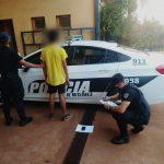 Detuvieron a otro implicado en un robo y recuperaron un teléfono celular