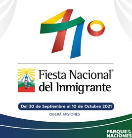 41° Fiesta Nacional del Inmigrante