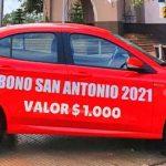 Finalmente se sorteó el 1° premio del Bono San Antonio