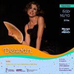 Este sábado se presenta «Desván» en la Murga del Monte