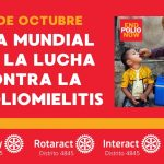 24 de octubre: Día Mundial contra la Polio
