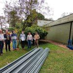 Adquisición de materiales para la extensión de la Red de Agua Potable