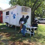 El quirófano trabaja en el barrio Yerbal Viejo
