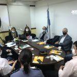 Reunión de trabajo con UNICEF