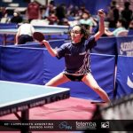 Obereña convocada por la Confederación Argentina de Tenis de Mesa