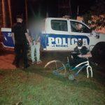Arrestaron a un joven que robó y vendió partes de una bicicleta