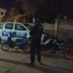 Recuperaron una motocicleta robada en Oberá