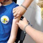 Oberá empezó con 5 vacunatorios para menores de 3 a 11 años