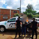 Evadieron un control policial, agredieron a policías y terminaron detenidos
