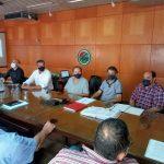 Cuencas hídricas – El Consejo de Administración se reunió con Autoridades del Ministro de Ecología Provincial y la Municipalidad de Oberá
