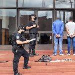 Capturaron a tres jóvenes que robaron y amenazaron con un arma de fuego a otro en Oberá