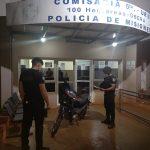 Recuperaron una motocicleta robada en el barrio Punta Alta